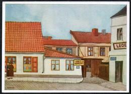B7887 - TOP - H.J. V. Nolcken - Künstlerkarte - In Der Großen Wasserstraße In Memel - Memelland - VDA B. 11. R. 1. Nr. 5 - Other Illustrators