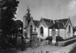 CPSM  SAINT-QUAY-PERROS - L'Eglise. - France