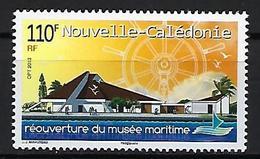 "Nle-Caledonie YT 1188 "" Musée Maritime "" 2013 Neuf** - Neufs"