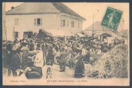74 GROISY LE PLOT La Foire - France