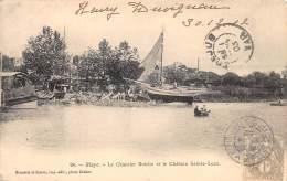 33 - GIRONDE / Blaye - 33971 - Le Chantier Boutin - Blaye