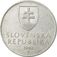 Monnaie, Slovaquie, 20 Halierov, 1993, TTB, Aluminium, KM:18 - Slovaquie