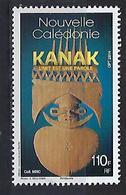 "Nle-Caledonie YT 1213 "" Art Kanak "" 2014 Neuf** - Neufs"
