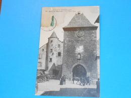 12 ) Mur-de-barrez N° 331 - La Vieille Tour   : Année 1910 : EDIT : - Other Municipalities