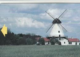 Estonia - Adavere Windmill, D - Estonia