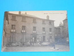 12 ) Rodez - Place Adrien-rozier - Mairie : Année  : EDIT : Cancé - Rodez