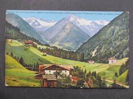 AK SAND In Taufers Pranterwaldl  1916 Feldpost ///  D*34573 - Italien