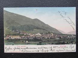 AK LEVICO 1902 Grand Hotel Stempel ///  D*34575 - Italien
