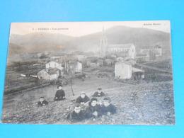 """12 ) Vabres - N° 5 -  Vue Générale """" : Année 1911 : EDIT : Reynes - Vabres"""