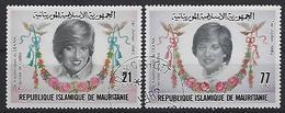 Mauritanie 1982 Princess Diana  (o) - Sao Tome And Principe