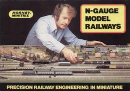 Catalogue HORNBY MINITRIX 1979 N-Gauge Model Railways 1/160 - Books And Magazines