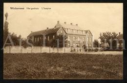 Postkaart / Postcard / Wiekevorst / Heist-op-den-Berg / Unused / 2 Scans / Wickevorst / Het Gasthuis / L'hospice - Heist-op-den-Berg