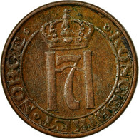 Monnaie, Norvège, Haakon VII, Ore, 1950, TTB, Bronze, KM:367 - Norvège