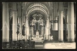 Postkaart / Postcard / Wiekevorst / Heist-op-den-Berg / Unused / 2 Scans / Kerk Binnen / Uitg. F. L'homme - Heist-op-den-Berg