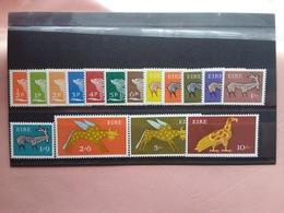 IRLANDA 1968 - Animali Simbolici Nn. 211/26 Nuovi ** + Spese Postali - 1949-... Repubblica D'Irlanda