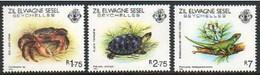 Seychelles Zil Fauna ** 1983 - Seychelles (1976-...)