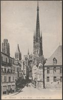 La Place Haute-Vieille Tour, Rouen, C.1905-10 - Lévy CPA LL48 - Rouen