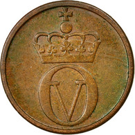 Monnaie, Norvège, Olav V, Ore, 1971, TTB, Bronze, KM:403 - Norway