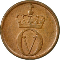 Monnaie, Norvège, Olav V, Ore, 1963, TTB, Bronze, KM:403 - Norvège