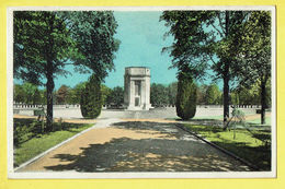 * Waregem - Wareghem (West Vlaanderen) * (Uitg. L. Vermeersch) Amerikaans Kerhof 1914 1918, Cimetière, Cemetery American - Waregem