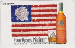 DRINK - JAPAN-005 - FOUR ROSES WHISKEY - Japan