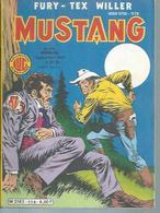 MUSTANG N° 114 - LUG 1985 - TEX WILLER - Mustang