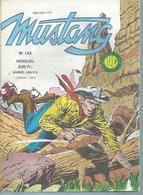 MUSTANG N° 143 - LUG 1988 - TEX WILLER - Mustang