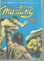 MUSTANG N° 147 - LUG 1988 - TEX WILLER - Mustang