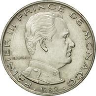 Monnaie, Monaco, Rainier III, Franc, 1982, SUP, Nickel, Gadoury:MC 150, KM:140 - Monaco