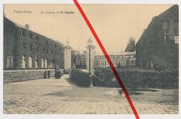 PostCard - Pérenchies Bei Lille - Chateau De M. Agache - Lille