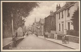 Fore Street, Kingsbridge, Devon, C.1920s - Frith's Postcard - England
