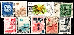 Taiwan-0046 - Emissione 1965-1969 - Senza Difetti Occulti. - 1945-... Repubblica Di Cina