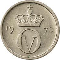 Monnaie, Norvège, Olav V, 10 Öre, 1978, TTB, Copper-nickel, KM:416 - Norvège
