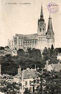Chartres -     La  Cathédrale. - Chartres