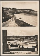 The Harbour, St Ives And Carbis Bay, Cornwall, C.1950s - Sweetman Solosnap RP Postcard - St.Ives