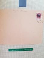 Lettre Libération Lignieres De Touraine Type I Cachet Du 06/09/1944 - Liberation