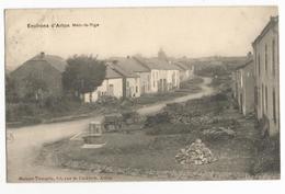 Meix-le-Tige Rue De L'Ourthe Carte Postale Ancienne Saint-Léger - Saint-Léger