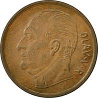Monnaie, Norvège, Olav V, 5 Öre, 1971, TTB, Bronze, KM:405 - Norvège