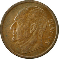 Monnaie, Norvège, Olav V, 5 Öre, 1965, TTB, Bronze, KM:405 - Norvège