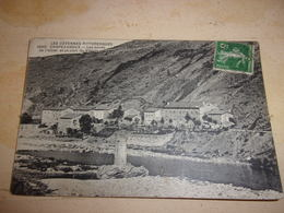 48  LES CEVENNES PITTORESQUES 2250 CHAPEAUROUX BORDS DE  L ALLIER  ET COIN DU VILLAGE  1913 - Autres Communes