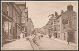 Broad Street, Lyme Regis, Dorset, C.1920s - Daily News Postcard - England