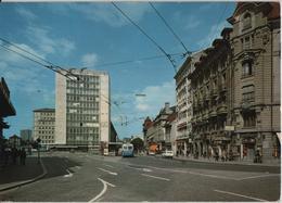 Fribourg - Avenue De La Gare - FR Fribourg