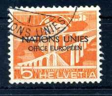 1950 SVIZZERA Servizio N.296 USATO - Servizio