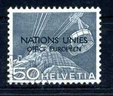 1950 SVIZZERA Servizio N.304 USATO - Servizio