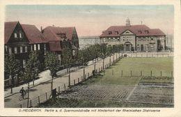 MEIDERICH, Duisburg, Suermondstraße Kinderhort Rheinischen Stahlwerke (1920s) AK - Duisburg