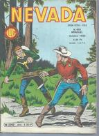NEVADA N° 459  OCTOBRE 1985 - LUG - Nevada