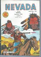 NEVADA N° 461  DECEMBRE 1985 - LUG - Nevada