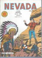 NEVADA N° 462  JANVIER 1986 - LUG - Nevada