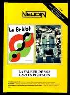 Catalogue Neudin 1998 Dictionaire Des Communes De Lo à Fin Maro Trés Bon état - Books