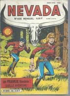 NEVADA N° 466  MAI 1986 - LUG - Nevada